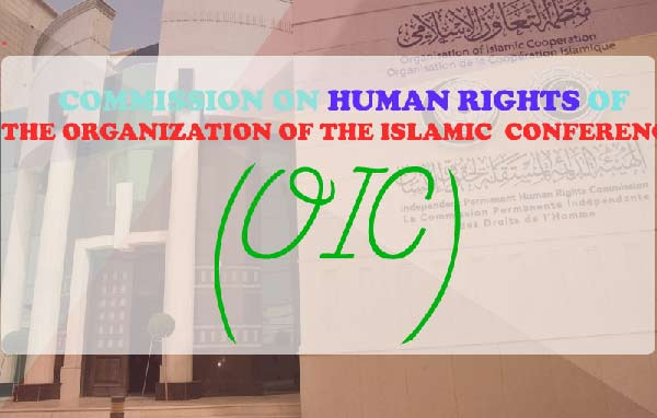 the Organization of the Islamic Conference (OIC)